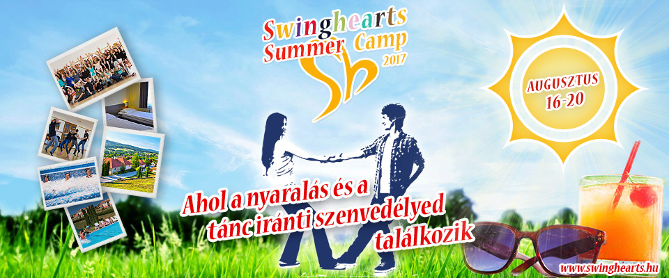 swinghearts summer camp 2017